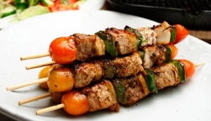 brochette mixto